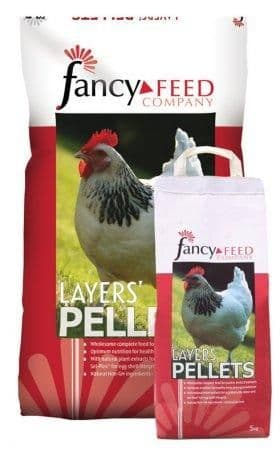 Fancy feeds layers pellets